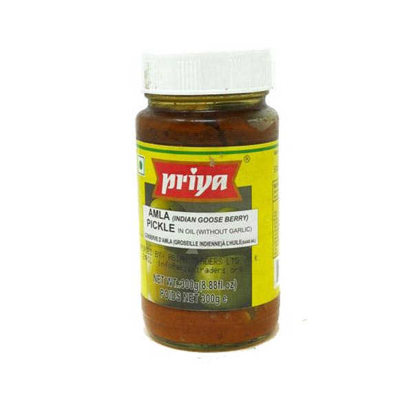 Priya Priya Amla Pickle