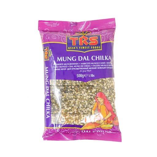 TRS Mung dal chilka 500g - £1.39