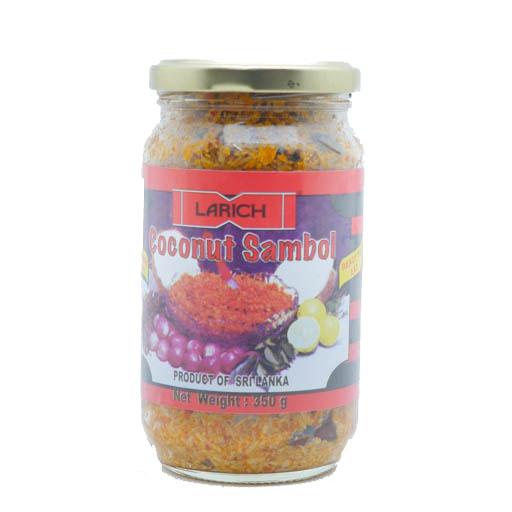Larich Coconut Sambol 375g - £2.99