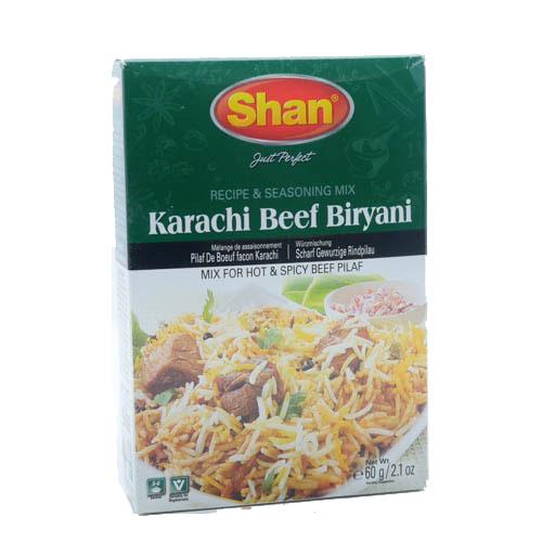 Shan Karachi  Beef Biryani