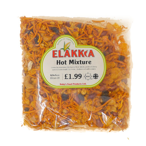 Elakkia Hot Mixture 300g - £1.99