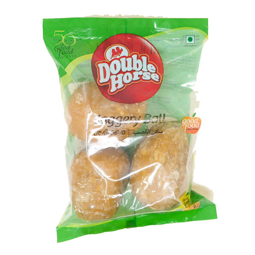 Double Horse Jaggery Ball 1kg - £2.49