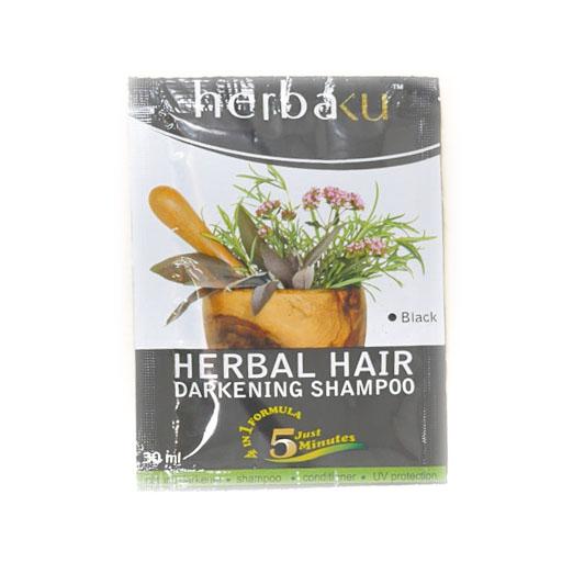 Herbau Herbal Hair Darkening Shampoo