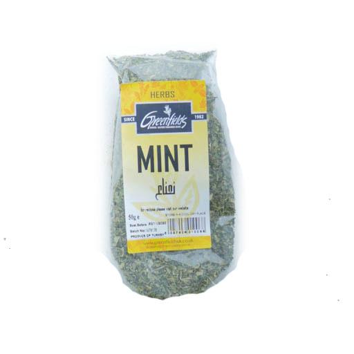 Greenfields Mint 50g - £0.79