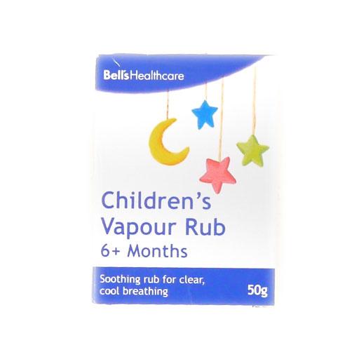Bell's Children's Vapour Rub