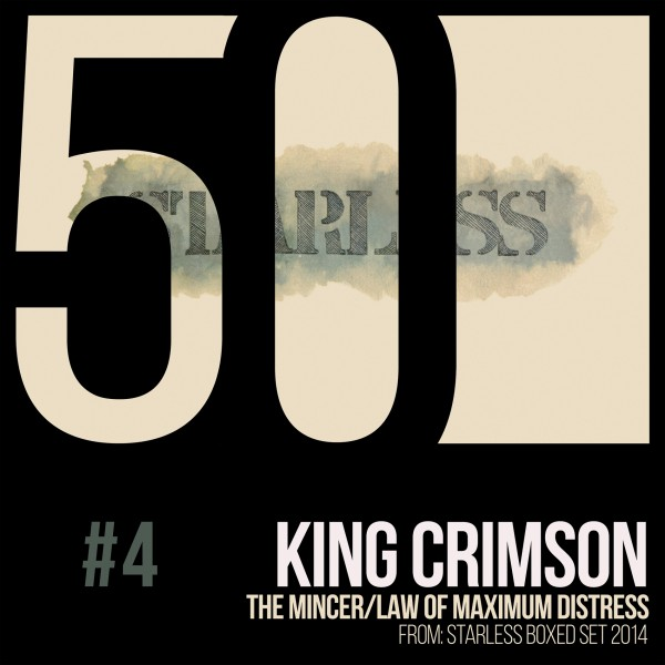KC 50 4 The Mincer and The Law of Maximum Distress
