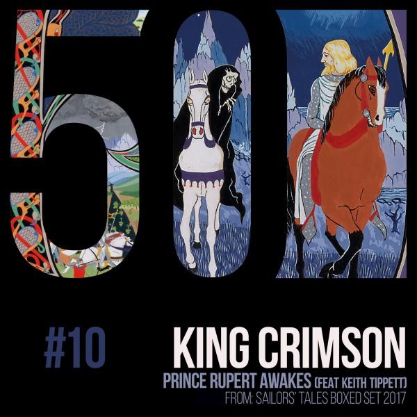 KC 50 10 Prince Rupert Awakes (Feat Keith Tippett)