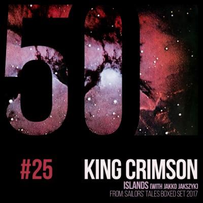 KC 50 25 Islands (Jakko Jakszyk Vocal)