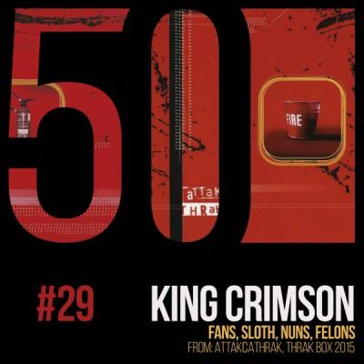 KC 50 29 Fans, Sloth, Nuns, Felons