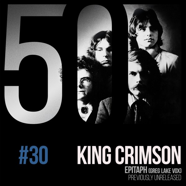 KC 50 30 Epitaph (Greg Lake Vox)