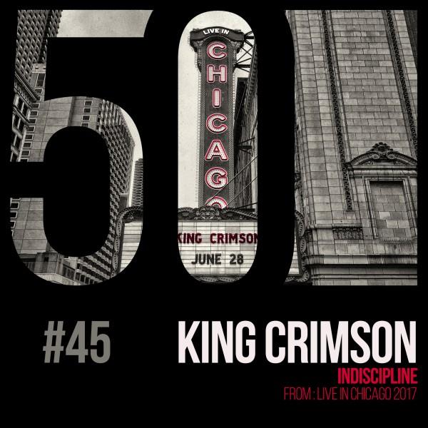 KC50 45 Indiscipline (Live)