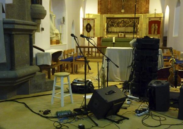 Newlyn St Peters Church