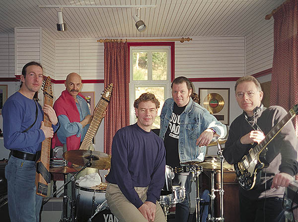 In Their Own Words King Crimson 1995