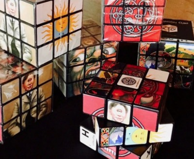 How cool is this cube?