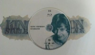 Disc 23 Starless Box Set
