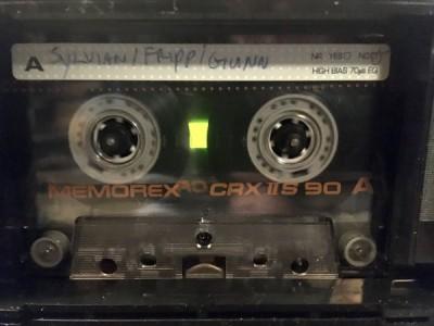 Cassette, it has been so long