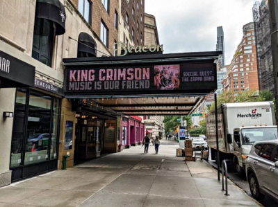 KC in New York