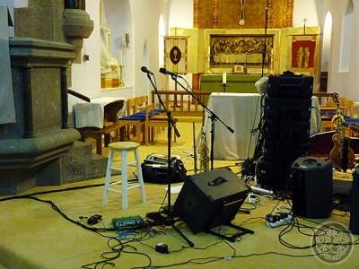 Newlyn St Peters Church  - Theo Travis