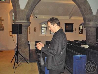 Newlyn St Peters Church  - Alex R Mundy