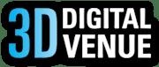 3D Digital Venue logo