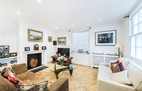 Another success!  Farmer Street, Kensington W8