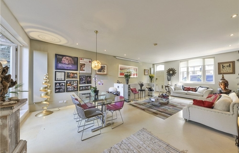 Another success!  All Saints Road, Notting Hill W11