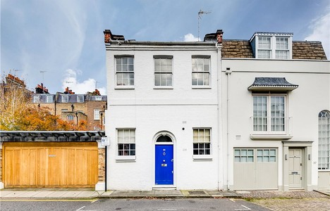 Another success!  Cresswell Place, SW10