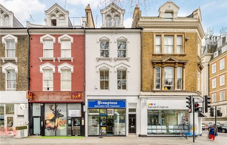 Another success!  Old Brompton Road, SW5