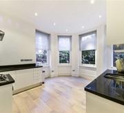 Three bedroom, two bathroom ground floor Mansion Flat in West Kensington