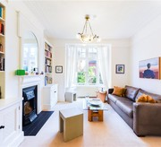 Three Bedroom House, Woodstock Road, Bedford Park, Chiswick, London W4.