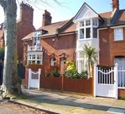 Three Bedroom House, Woodstock Road, Bedford Park, Chiswick, London W4.
