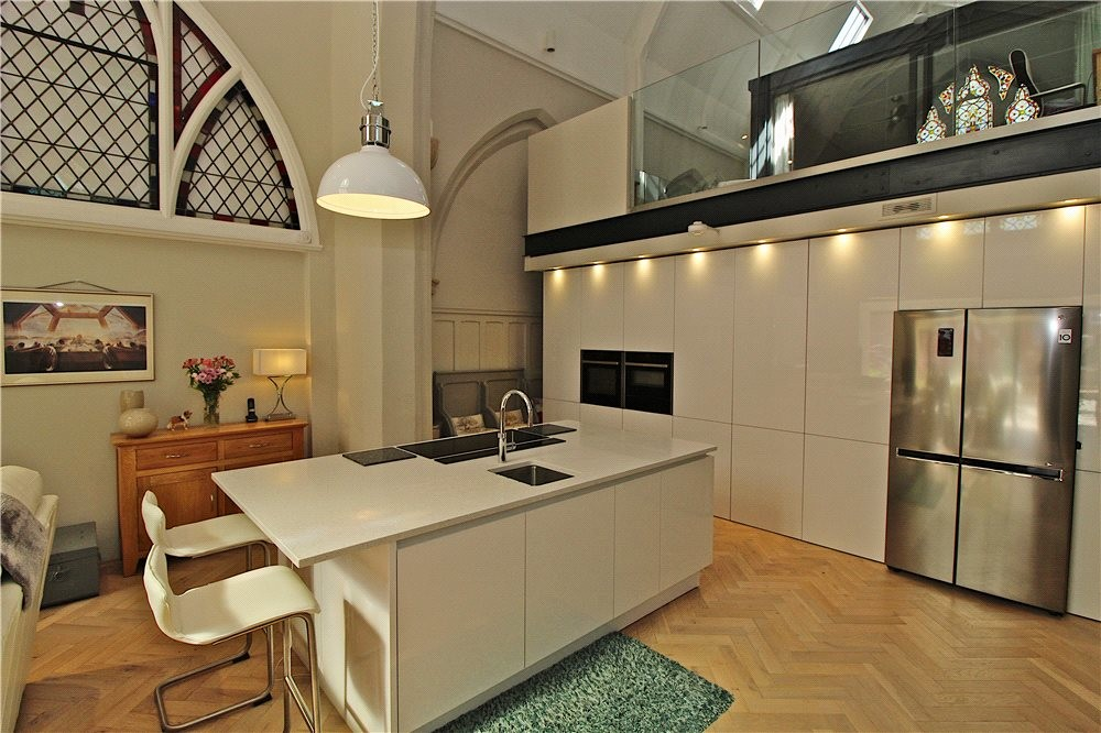 MUVA Estate Agents : Openplan Kitchen