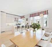 Perham Road Beautifully presented 4 bedroom flat on the top two floors in the West Kensington Conservation Area