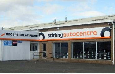 Stirling Autocentre Ltd logo