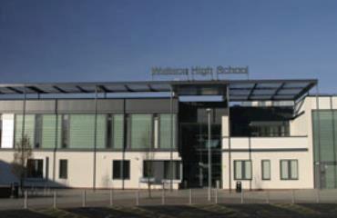 Wallace High School logo