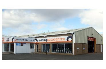 Stirling Autocentre logo