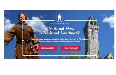The National Wallace Monument logo