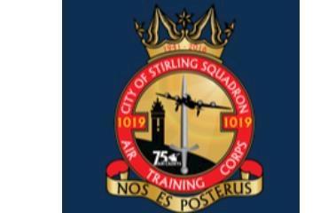 1019 Squadron - Stirling logo