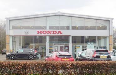 Western Honda logo