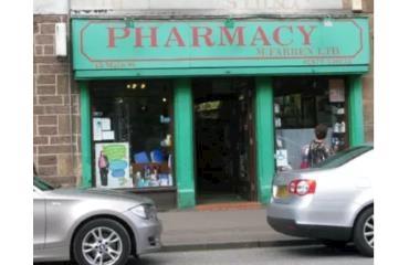 M Farren Pharmacy logo