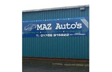 Maz Auto Centre logo
