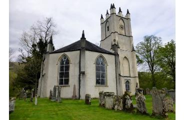 Strathfillan Parish Church of Scotland logo