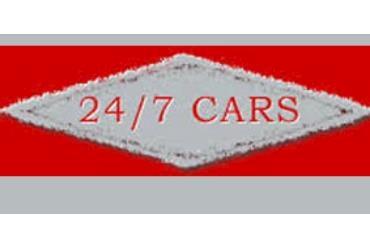 24/7 Cars logo