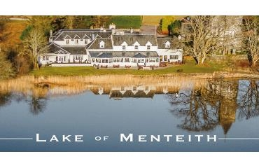 Lake of Menteith logo
