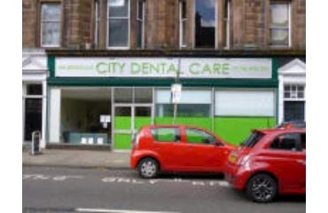 City Dental Care logo