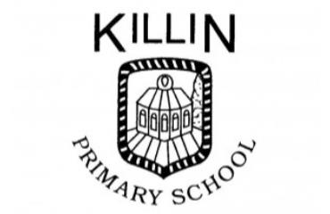 St Killin Primary School logo