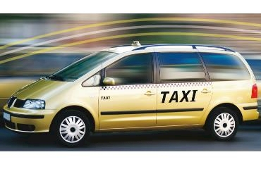 Stirling Taxis logo