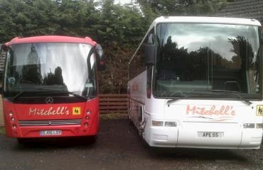 Mitchells Coaches Ltd logo