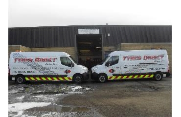 Tyres Direct Ltd logo
