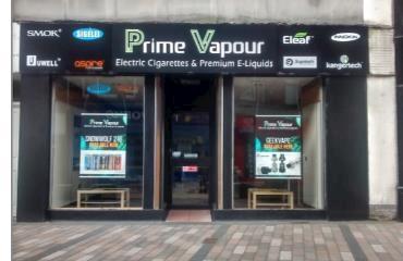 Prime Vapour LTD logo